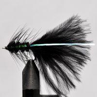 Flash Bugger Musta koko 8