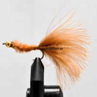 Lugworm Brown size 6