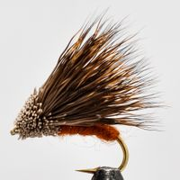 Streaking Caddis Brown size 14