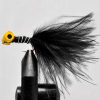 Booby Musta-Keltainen Koko 8