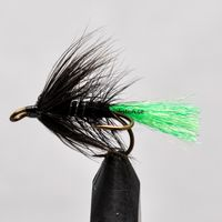 Zulu green tail