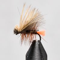 Elk Hair (CDC) Grau
