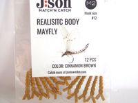 Body mayfly