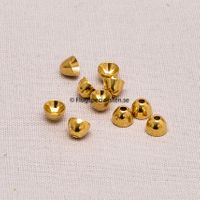 Coner in gold (brass) 10 pcs