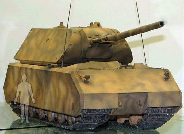 supertung stridsvagn