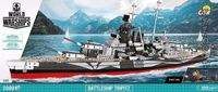 Slagskepp Tirpitz samlarobjekt WOS