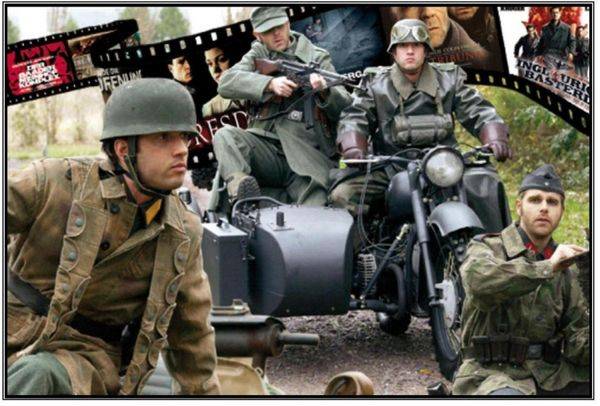 Tyska krigskläder WWII