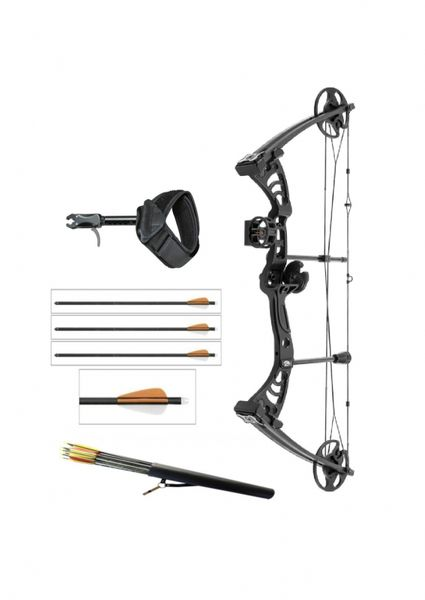 BOW HUNTER PRO DELUXE 55LBS