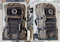 K9 36 liter taktisk ryggsäck