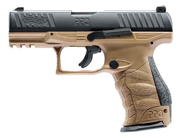 Walther PPQ - En träningsversion i kaliber .43