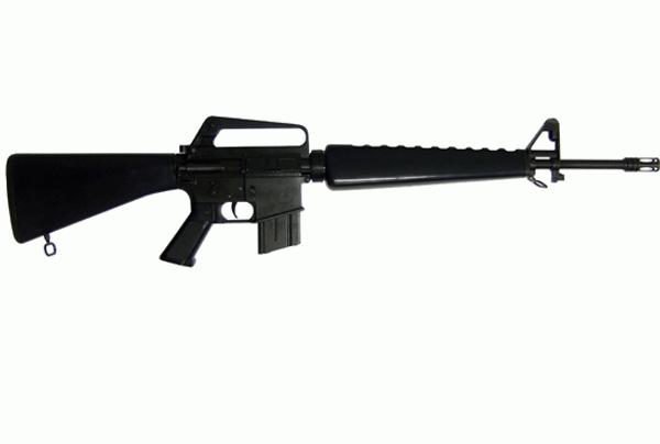 Assaultrifle M16A1 replika