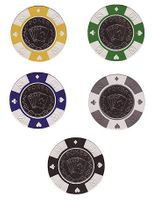 Coin Inlay Chips - 500st