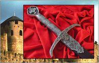 Robin hood medeltida svärd