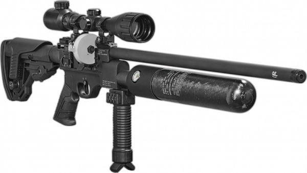 HATSAN FACTOR QE 5,5MM PCP Taktiskt Luftgevär 10J