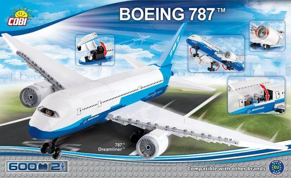Byggsats flygplan