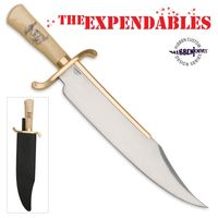 Gil Hibben Expendables Bowie with Sheath