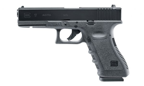GLOCK 17, 4,5 MM CO2 BLOWBACK