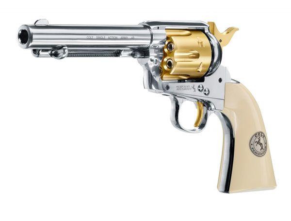 Colt singel samlar revolver