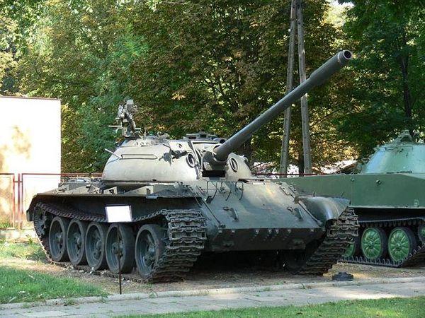 COBI Sovjetisk Medium Tank T-55 Byggsats