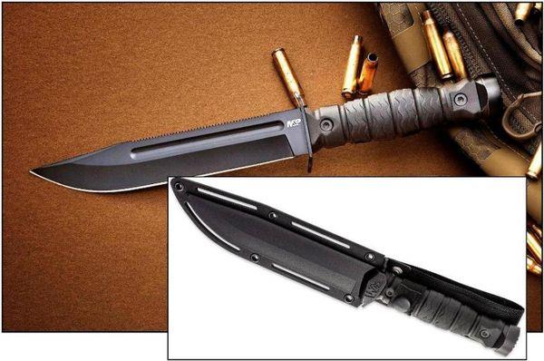 ultimata överlevnadskniven från Smith & Wesson