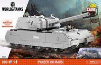 COBI World Of Tanks Panzer VIII Maus
