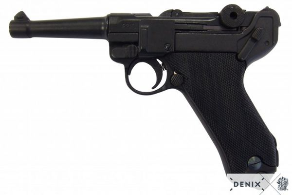 Luger P08 - tysk pistol