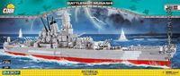 Battleship Musashi WW2 Yamato-klass