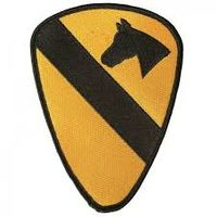 US Army märke av tyg
