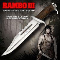 Rambo 3 Sylvester Stallone Signature Edition