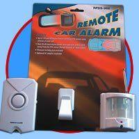 Billarm - övervaka din bil på distans