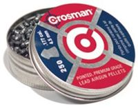 Crosman Premium Pointed 5,5mm diabolo