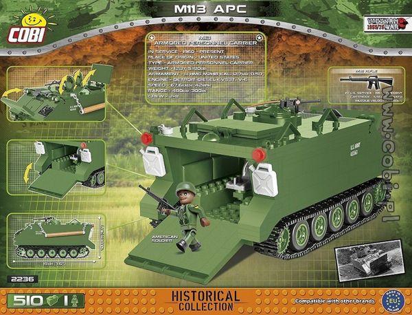 Cobi US army M113 APC