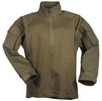 Militärgrön stridsskjorta
