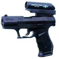 Walter P99 med rödpunktsikte - James Bond´s pistol!