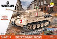 Panther Warsaw Uprising - World of Tanks