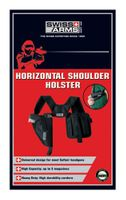 Swiss arms axelhölster med magasin fickor