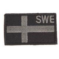 Sverigeflagga Textil Snigeldesign