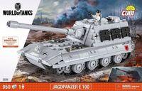 Tysk stridsvagn Jagdpanzer E100 World of Tanks