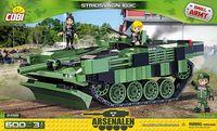 Cobi Stridsvagn svenska armén byggsats