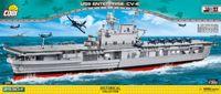 COBI U.S.S. Enterprise CV-6 Hangarfartyg
