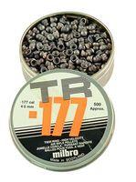 4,5 mm diabolokulor - trubbig spets artnr 1400