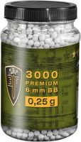 6mm Amo First Grade 0,25 gram - 5000 st