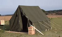 US Army Armétält i olivfärg