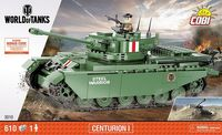 Centurion I Stridsvagn - World of Tanks