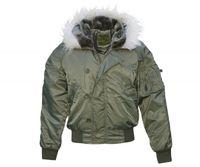 Commando N2B Pilot jacketoliv