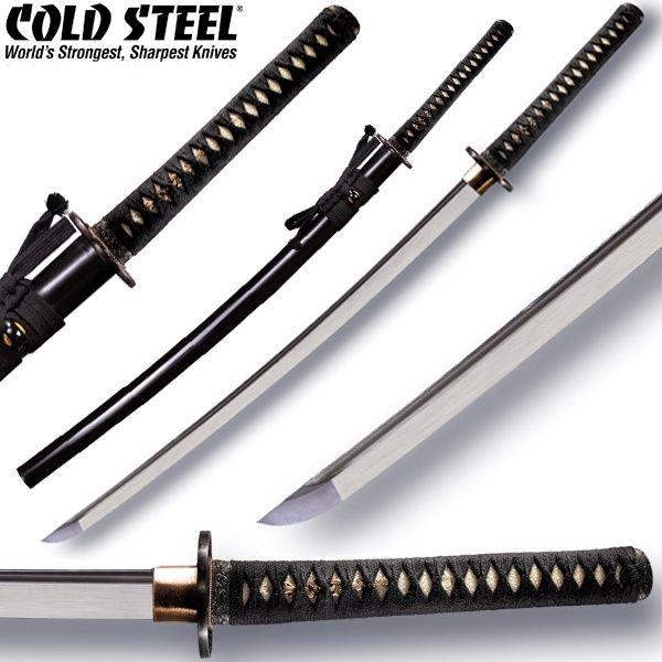 Cold steel samurajsvärd