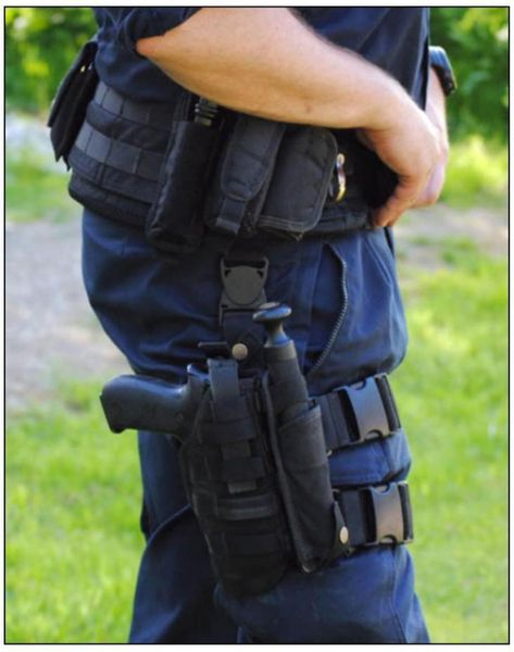 polisens sig sauer pistol