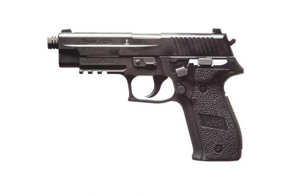 SIG SAUER P226 ASP 4,5MM, BLACK