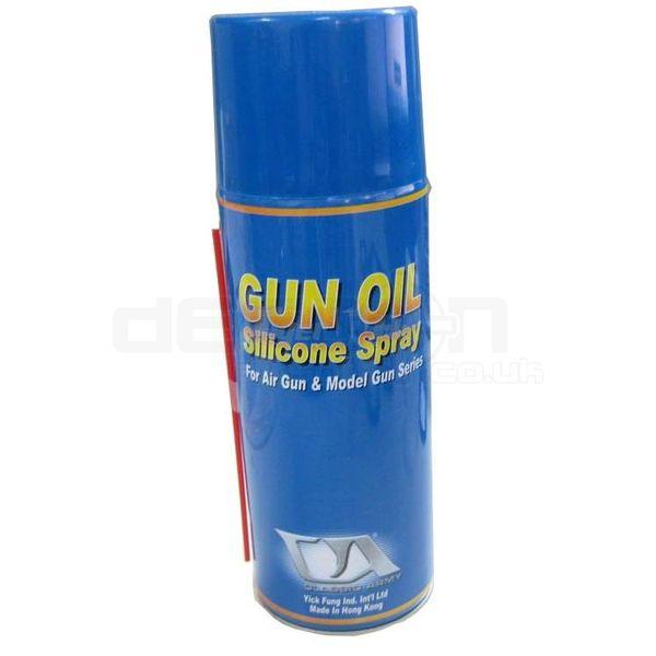 silikonspray för vapen