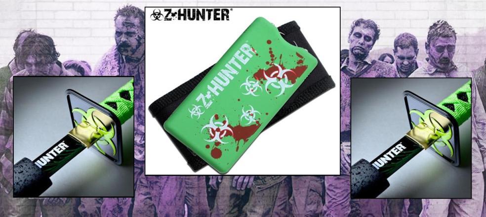 Z-Hunter (Zombie hunter)